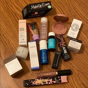 Makeup/skincare Set